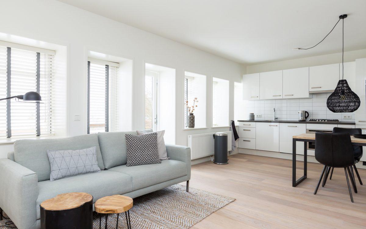 Verbouwing en renovatie appartementen te Eindhoven