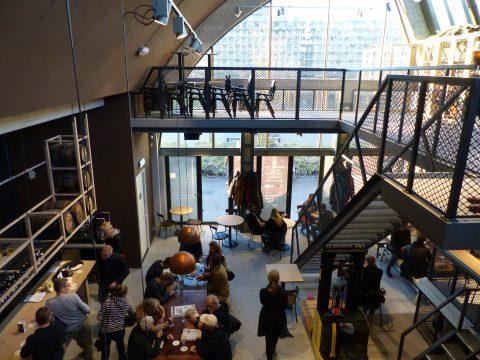 Verbouwing stadsbrouwerij in 's-Hertogenbosch