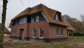 Nieuwbouw van een landelijke villa in Den Dungen