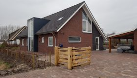 Nieuwbouw van een schuurwoning in Schijndel