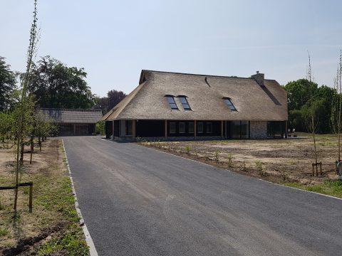 Nieuwbouw schuurwoning in Teteringen