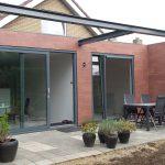 Aanbouw en verbouwing aan een bestaande woning in Geldermalsen