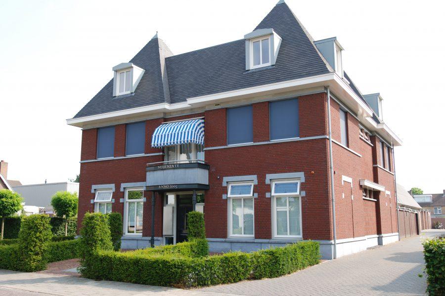 Nieuwbouw van een appartementengebouw in Berlicum