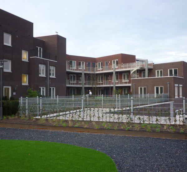 Nieuwbouw van appartementen in Vught