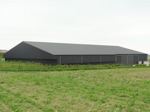 Nieuwbouw van een bewaring in Reijmerstok