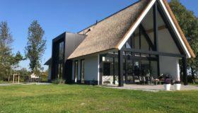 Moderne schuurwoning te Roosendaal