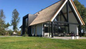 Moderne schuurwoning in Roosendaal