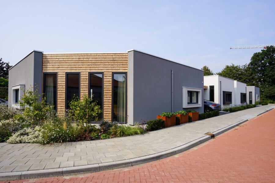 Mantelstenen bungalows in Berlicum