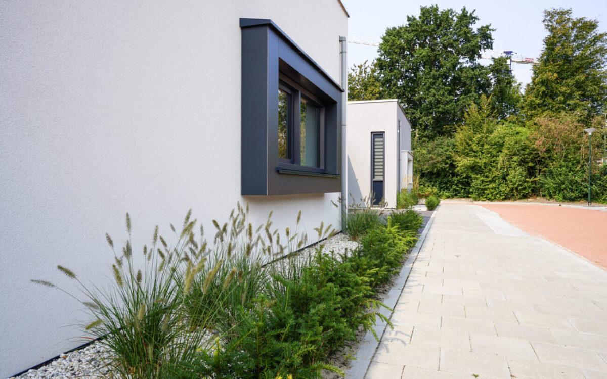Nieuwbouw van 4 bungalows aan de Zeelder in Berlicum